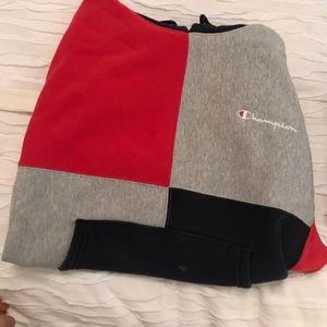 Color block Champion Sweatshirt